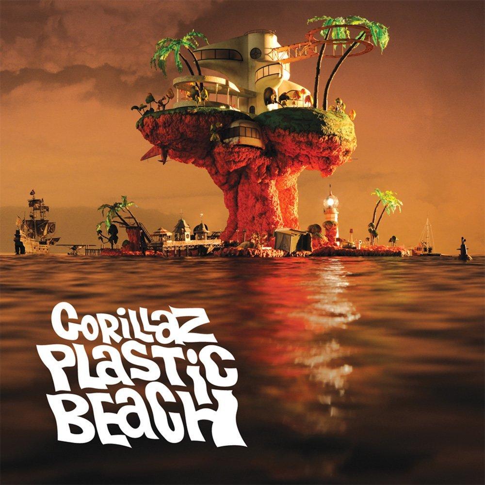 Copertina del terzo album dei Gorillaz.